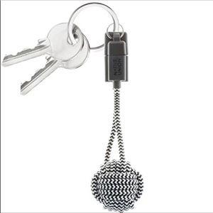 🎀🆕Native Union Key Cable🎀